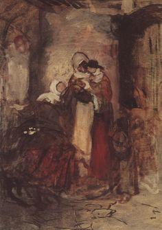 .:. Γύζης Νικόλαος – Gyzis Nikolaos [1842-1901] Κου κου_2 Fine Art, Oil Paintings, Color, Artists, Art, Colour, Oil On Canvas, Visual Arts, Art Oil