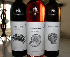 M1.Crama Atelier - colectia Sable Noble. #cramaatelier #sablenoble Drinks, Bottle, Wine, Atelier, Drinking, Beverages, Flask, Drink, Beverage