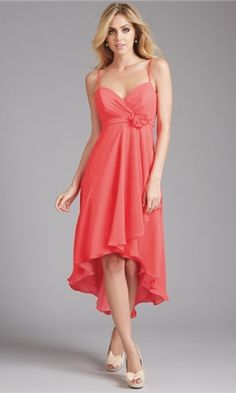 Cheap bridesmaid dresses winter, Buy Quality dress tube directly from China dress wrinkles Suppliers: JY 2016 High-End Custom Spaghetti Straps Sweetheart Chiffon Bridesmaid Dresses With Sashes Mid-Calf Wedding Party Dresses Empire Waist Bridesmaid Dresses, Allure Bridesmaid Dresses, High Low Bridesmaid Dresses, Short Coral, Wedding Party Dresses, Bridal Dresses, Chiffon Gown, Red Chiffon, Floral Chiffon