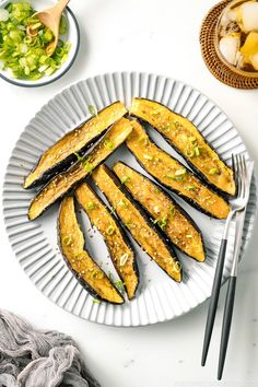 With sweet and savory miso sauce and tender interior, this oven-baked Miso-Glazed Eggplant is easily the dream dish of any eggplant lover! It takes only 35 minutes to put it together. #miso #eggplant | Easy Japanese Recipes at JustOneCookbook.com