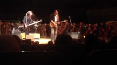 Kip Winger plays Headed for a Heartbreak with Colorado Symphony Orchestra. Beautiful!