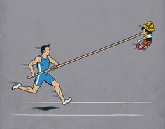 The humorous illustrations of Ben Chen
