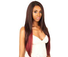 Super-Nisha Wig Synthetic Wigs, Lace Wigs, Color Show, Camisole Top, Tank Tops, Women, Fashion, Moda, Halter Tops