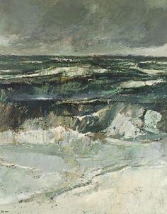 Peter Coker (British, b. 1926)    Seascape No. 1