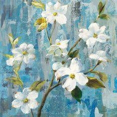 Уютно-цветочное настроение в картинах китайской художницы Danhui Nai.