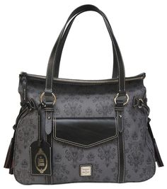 Spine-Tingling Haunted Mansion-Inspired Dooney & Bourke Bag Coming to Disney Parks on September 13