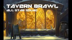Tavern Brawl - All-Star Squad