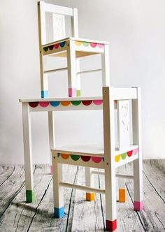 10 Brilliant Upcycled Chairs for Kids Bedrooms