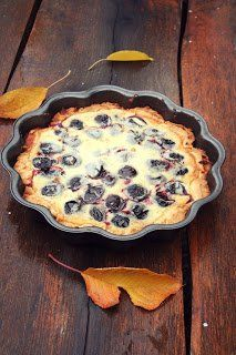 Hungarian Desserts, Plum Pie, Fall Desserts, Pie Dish, Quiche, Food And Drink, Cooking Recipes, Sweets, Cookies