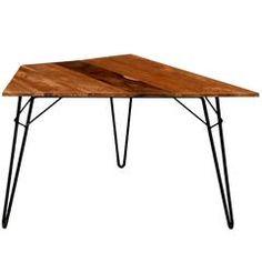 Industrial Metal Base T1 Table by Willy Van Der Meeren for Tubax, Belgium, 1954