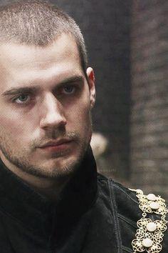 Henry Cavill as Charles Brandon in The Tudors