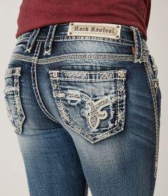 Rock Revival Nancy Boot Stretch Jean - Women's Jeans | Buckle
