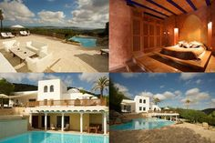 Renting villas in #Ibiza is not expensive especially if you plan a holiday with a group of other friends.