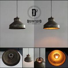 Pendant Lighting - industrial - Pendant Lighting - Other Metro - Distressed Design