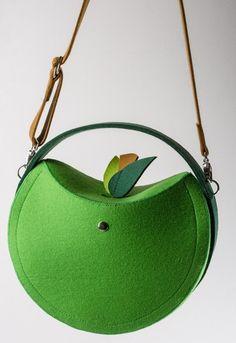 Stechapfel XL von Charlotte Sehmisch  Woolcore Designs auf DaWanda.com