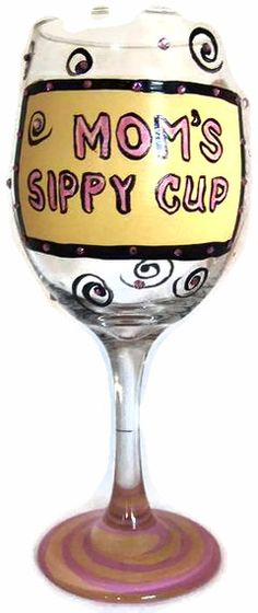 Mom's Sippy Cup  $26