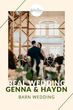 See how The Barn of Chapel Hill's onsite floral design studio, Wild Flora Farm, was able to be creative with golden peach + soft mustard floral arrangements making this barn wedding a stunner! Then read the Q+A between Barn of Chapel Hill and Genna + Haydn about their wedding day and the advice they give to future bride and grooms.