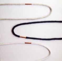 NEW minimal style necklaces made by Nudizedesigns find us on Instagram HERE for more beautiful pieces!