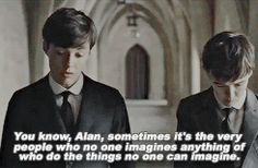 the imitation game quote - Google Search