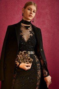 Elie Saab Pre-Fall 2018 Fashion Show Collection: See the complete Elie Saab Pre-Fall 2018 collection. Look 51 Autumn Fashion 2018, Fashion Week, Star Fashion, Elie Saab, Couture Fashion, Runway Fashion, Womens Fashion, Modest Fashion, Fashion Outfits