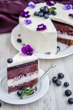 Amazing Cakes, Nom Nom, Cheesecake, Deserts, Ice Cream, Sweets, Candy, Cookies, Blog