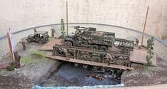 Red ball express 1/35 Scale Model Diorama