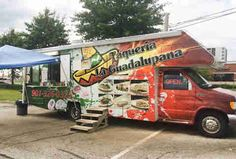 Best food trucks in Memphis