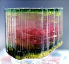 72 cts Top Quality Terminated & Damage Free Multi Colors TOURMALINE Crystal @AFG