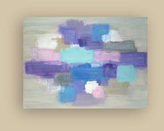 Kunst Malerei Acryl Malerei abstrakte Acryl von OraBirenbaumArt