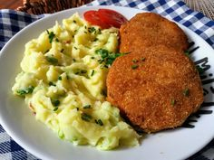 Cornbread, Great Recipes, Mashed Potatoes, Cauliflower, Food And Drink, Vegetables, Ethnic Recipes, Ds, Cooking