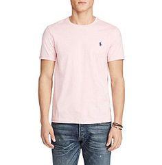 Polo Ralph Lauren® Men's Short Sleeve Jersey Pocket Tee