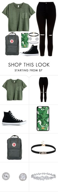 """""""""""We could be golden, why don't we show them"""" 🌵🐢"""" by feel-like-infinity ❤ liked on Polyvore featuring New Look, Converse, Dolce&Gabbana, Fjällräven and Harry Winston"""