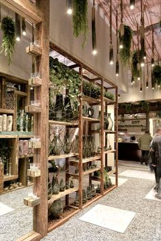 Interior Designer How To Become Info: 3840817259 – Modern Design Shop, Flower Shop Design, Cafe Design, House Design, Decoration Restaurant, Restaurant Design, Flower Shop Interiors, Store Interiors, Retail Store Design