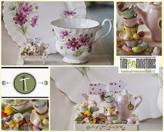 Tiny Ter Miniatures Alice in Wonderland