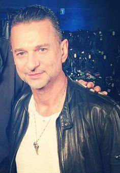 Dave Gahan. Interview for ExtraTv 15.10.2015. Credits to: @adamextra on Instagram. Flawless!