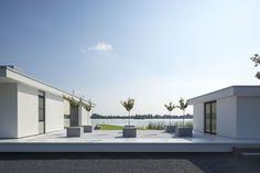 G-house, villa aan de Reeuwijkse plas