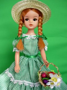 """Customized """"Anne of Green Gables"""" Sindy Doll ♡ #AnneShirley"""