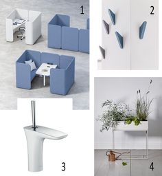 Isabel's Picks for Spring 2020 CHALLENGING TIMES AHEAD Stay safe, stay at home OFFICE WORKSTATION, Fantoni, Hug, WALL HOOKS, Schönbuch,Studio Taschide, Cut wall hooks, BASIN TAP, Hansgrohe, PuraVida Single lever basin mixer 110,  Tubs & Tiles, PLANT BOX, Ferm Living Temporary Storage, Plant Box, Tub Tile, Office Workstations, Cosy Corner, Basin Taps, Basin Mixer, Sound Proofing, Stay At Home