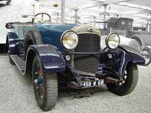 Audi Type E, 1932