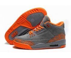 detailed look 185b0 6181f Buy Air Jordan 3 III Cement Retro Womens Shoes Gur Grey Orange Sneakers  from Reliable Air Jordan 3 III Cement Retro Womens Shoes Gur Grey Orange  Sneakers ...