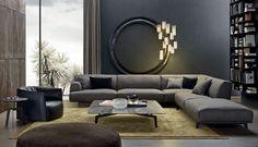 Γωνιακός καναπές ESTHER – Moda di Casa