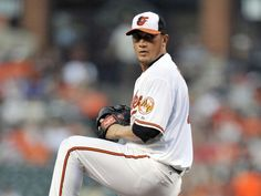 Braves purchase Freddy Garcia from Orioles