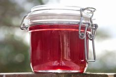 Pludrehanne: Dilla på ripsgele Preserves, Jelly, Food And Drink, Cooking, Leather, Marmalade, Kitchen, Kochen, Preserve