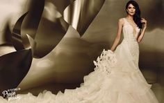 Sophisticated and stunning Ines Di Santo gown