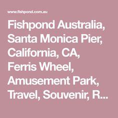 Fishpond Australia, Santa Monica Pier, California, CA, Ferris Wheel, Amusement Park, Travel, Souvenir, Refrigerator, Locker Magnet 5.1cm x 7.6cm Fridge MagnetBuy . Kitchen online: Santa Monica Pier, California, CA, Ferris Wheel, Amusement Park, Travel, Souvenir, Refrigerator, Locker Magnet 5.1cm x 7.6cm Fridge Magnet, Fishpond.com.au Locker Magnets, Beach Stores, Travel Souvenirs, We Remember, Place Of Worship, Classic Tv, Amusement Park, Santa Monica, Ferris Wheel