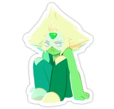 tiny peri ||| Peridot ||| Steven Universe Shirt by monstergf on RedBubble