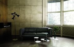 ROD XL - Canapé contemporain by Living Divani Living Divani, Contemporary Sofa, Lighting Design, Small Spaces, Sofas, Minimalism, Couch, Interior Design, Chair