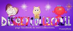 BANNIERE POUR MA PAGE : https://www.facebook.com/Disneycollecbell%20/