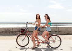 From California's sun-soaked coast to Cape Cod's crisp sea air, here are 10 amazing beach cruises. Jump on your favorite bike (and don't forget the salt-water taffy) as you roll along these incredible boardwalks