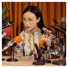 e69c109e28 Gucci Goes to the Press for Fall 2018 Eyewear Campaign